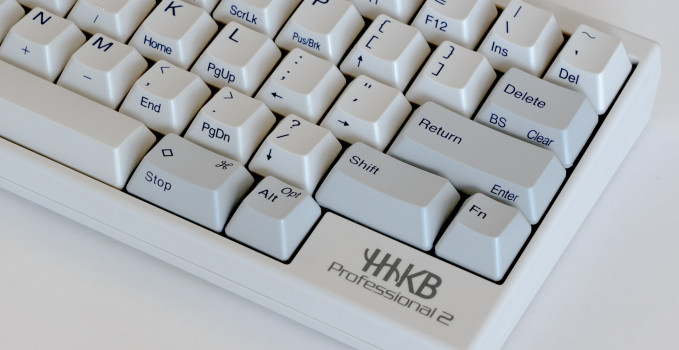 Happy Hacking Keyboard Pro 2 (HHKB)
